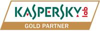 Kaspersky Gold Partner Logo